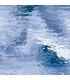 BLEU PALE WATERGLASS - 130-8WF