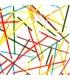 Stringers multicolores - coe 96