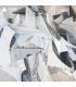 Chutes de verre - blanc/gris/clair/miroir