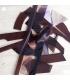 Petites chutes de verre - pourpre/violet