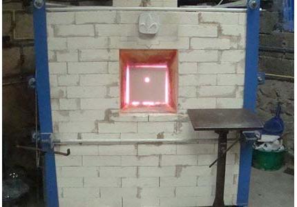 Fours de fusion verre